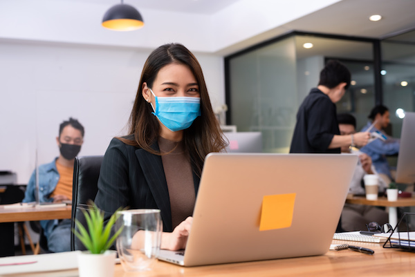 5 Ways To Keep Your Office COVID Safe