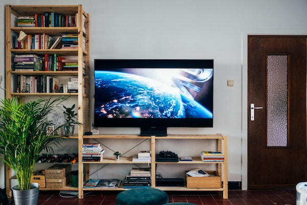 television living room